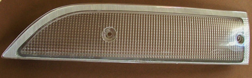 Original 1990-1991-1992-1993-1994 Mercury Capri Signal Light-Parking Light Lens-LH