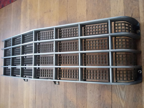 Original 1972-1973 Lincoln Continental Radiator Grille