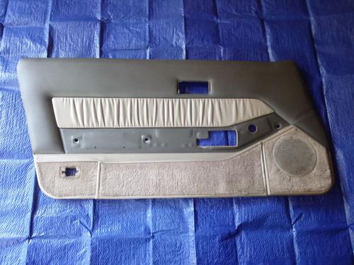 Original 1984-1985-1986-1987-1988-1989 Nissan 300ZX 2+2 Driver's Door Panel
