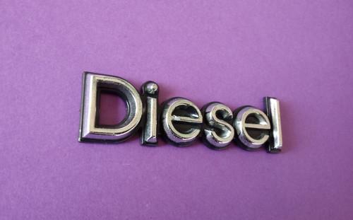 1978-1979-1980-1981-1982-1983-1984-1985 OLDSMOBILE 350 V8 Diesel Emblem-Badge