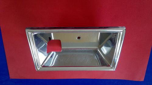 Original 1980-1981-1982-1983-1984-1985-1986-1987-1988-1989-1990 Chevrolet Caprice-Oldsmobile Delta 88 Door Release Handle Trim Cover-LH