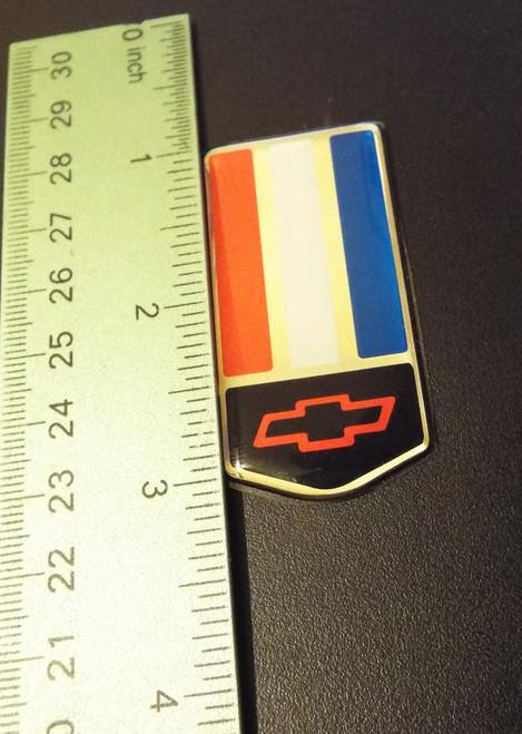 New 1993-1994-1995-1996-1997-1998-1999-2000-2001-2002 Chevrolet Camaro Front Bumper Emblem-Badge 1993 Chevrolet Camaro-Camaro Z28 Front Bumper-Front Nose Emblem-Badge  1994 Chevrolet Camaro-Camaro Z28 Front Bumper-Front Nose Emblem-Badge  1995 Chevrolet Camaro-Camaro Z28 Front Bumper-Front Nose Emblem-Badge  1996 Chevrolet Camaro-Camaro Z28 Front Bumper-Front Nose Emblem-Badge  1997 Chevrolet Camaro-Camaro Z28 Front Bumper-Front Nose Emblem-Badge  1998 Chevrolet Camaro-Camaro Z28 Front Bumper-Front Nose Emblem-Badge  1999 Chevrolet Camaro-Camaro Z28 Front Bumper-Front Nose Emblem-Badge  2000 Chevrolet Camaro-Camaro Z28 Front Bumper-Front Nose Emblem-Badge  2001 Chevrolet Camaro-Camaro Z28 Front Bumper-Front Nose Emblem-Badge  2002 Chevrolet Camaro-Camaro Z28 Front Bumper-Front Nose Emblem-Badge