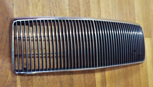 1988 Buick Riviera Radiator Grille 1987 Buick Riviera Radiator Grille 1986 Buick Riviera Radiator Grille