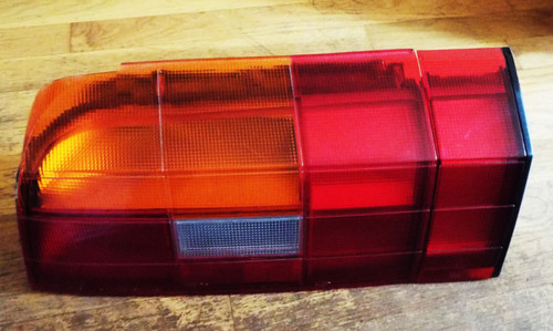 1993 Mercury Capri Tail Light 1992 Mercury Capri Tail Light 1991 Mercury Capri Tail Light 1990 Mercury Capri Tail Light