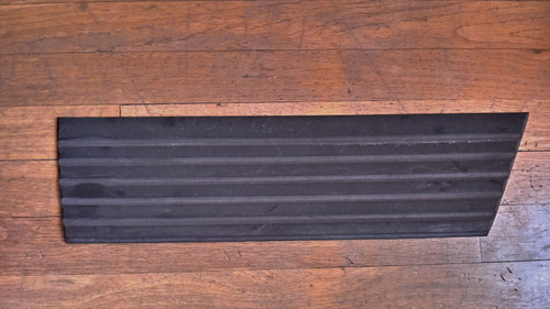 1992 Jeep Cherokee Laredo Rear Door Molding 1991 Jeep Cherokee Laredo Rear Door Molding 1990 Jeep Cherokee Laredo Rear Door Molding 1989 Jeep Cherokee Laredo Rear Door Molding 1988 Jeep Cherokee Laredo Rear Door Molding