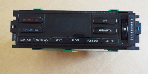 1990-1991-1992-1993-1994 Lincoln Town Car EATC-AC Controller Updated Version
