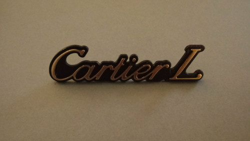 2002 Lincoln Town Car Cartier L Sail Panel Emblem-Badge 2001 Lincoln Town Car Cartier L Sail Panel Emblem-Badge 2000 Lincoln Town Car Cartier L Sail Panel Emblem-Badge