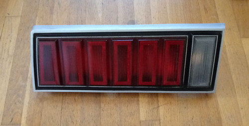 1983 Ford Fairmont Tail Light-LH 1982 Ford Fairmont Tail Light-LH 1981 Ford Fairmont Tail Light-LH 1980 Ford Fairmont Tail Light-LH 1979 Ford Fairmont Tail Light-LH 1978 Ford Fairmont Tail light