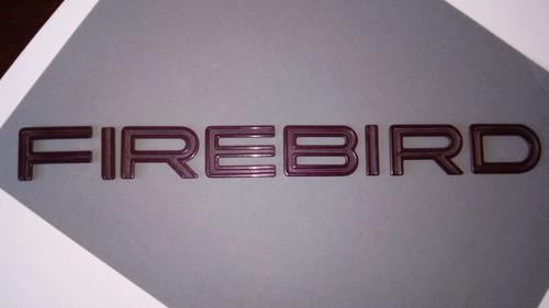 1997 Pontiac Firebird Door Emblem 1996 Pontiac Firebird Door Emblem 1995 Pontiac Firebird Door Emblem 1994 Pontiac Firebird Door Emblem 1993 Pontiac Firebird Door Emblem