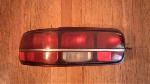 1993 Chevrolet Caprice Tail Light-LH 1992 Chevrolet Caprice Tail Light-LH 1991 Chevrolet Caprice Tail Light-LH