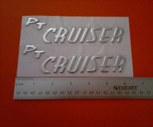 2001-2002-2003-2004-2005-2006-2007-2008-2009-2010 Chrysler Pt Cruiser Emblem