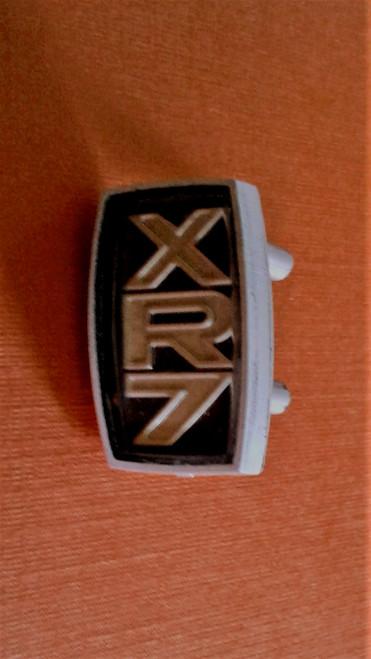 1974-1975-1976 Mercury Cougar XR7 Horn Pad Emblem