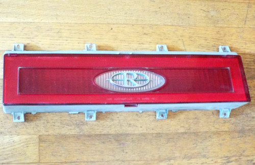 1979-1980-1981-1982-1983 Buick Riviera Tail Light Lens-LH