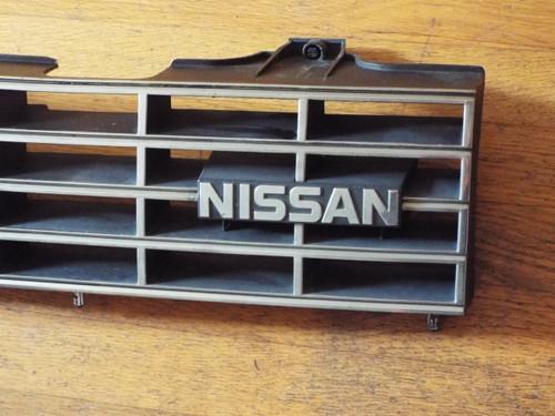 1983-1984 Nissan Maxima Radiator Grille