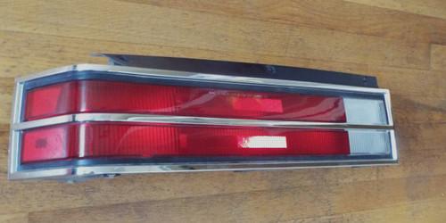 Original 1985 Buick Skylark Driver Side Tail Light-LH