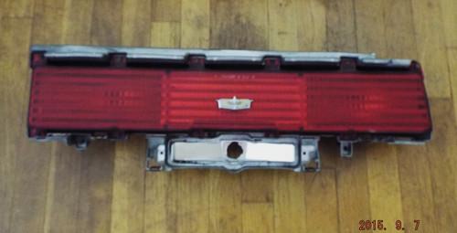 Original 1979 Chevrolet Caprice Tail Light-RH
