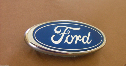 Original 1983-1984-1985-1986-1987-1988-1989 Ford Mustang Ford Blue Oval Emblem-Badge