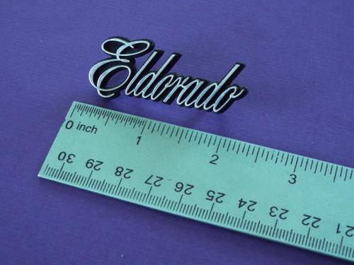 Original 1979-1980-1981-1982-1983-1984-1985 Cadillac Eldorado Dash Emblem