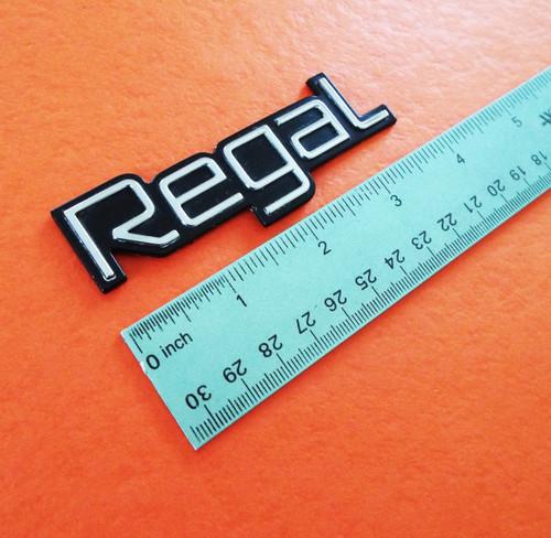 1988-1989 Buick Regal Quarter Panel Emblem-Badge