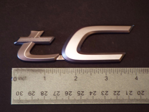 2005-2006-2007-2008 Scion tC Emblem-Badge