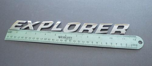 Original 2002-2003-2004-2005 Ford Explorer Liftgate Emblem-Badge