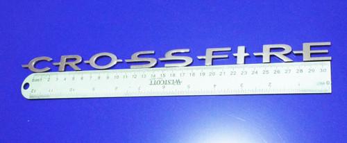Original 2004-2005-2006-2007-2008 Chrysler Crossfire Emblem-Badge