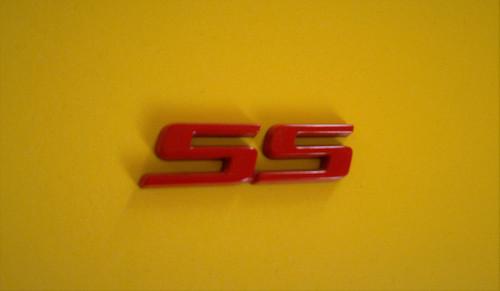 2001-2002-2003-2004-2005 Chevrolet Monte Carlo SS Trunk Lid Emblem-Badge