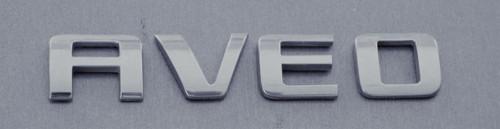Original 2005-2006-2007-2008-2009-2010 Chevrolet AVEO Emblem-Badge