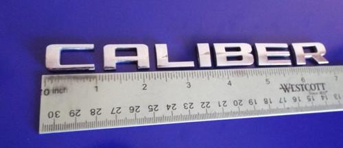 Original 2007-2008-2009-2010-2011-2012 Dodge Caliber-Caliber Emblem-Badge