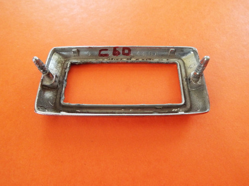 Original 1968-1969-1970 Mercury Montego-Ford Fairlane 500 Rear Side Marker Bezel-Trim-US