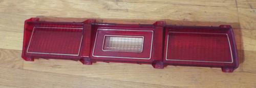 Original 1979 Chevrolet Impala Tail Light Lens-RH