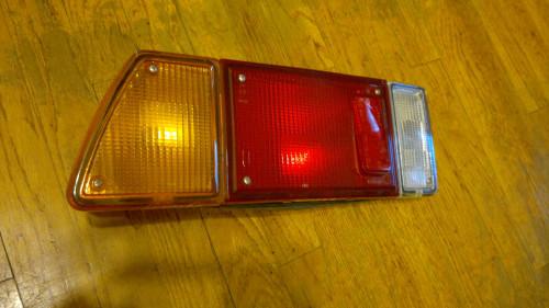 1974-1975-1976-1977-1978-1979-1980-1981-1982-1983 FIAT X19 Tail Light-LH