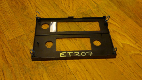 1978-1979-1980-1981-1982-1983-1984-1985-1986-1987-1988 Oldsmobile Cutlass Stereo-Radio Bezel-Trim