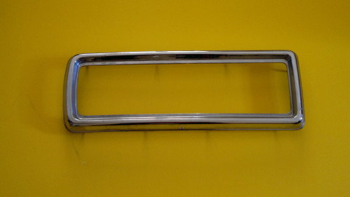Original 1976-1977-1978-1979 Toyota Corolla Liftback Tail Light Bezel-LH