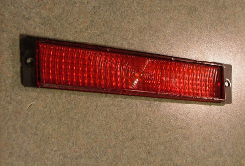 Original 1986-1987-1988-1989-1990 Chevrolet Caprice Wagon-Oldsmobile Custom Cruiser-Buick Roadmaster Wagon Third Brake Light Lens