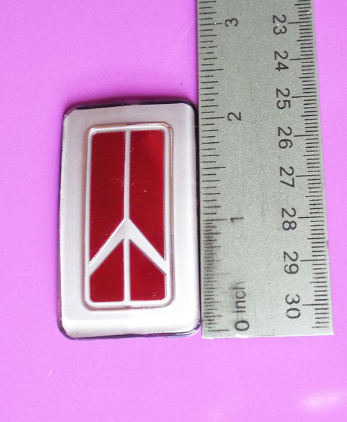 Original 1992-1993-1994-1995-1996-1997-1998 Oldsmobile Achieva Front End Rocket Emblem-Badge