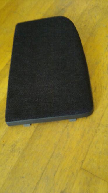 Original 1984-1985-1986-1987-1988-1989 Nissan 300ZX Rear Speaker Grille-RH-Black