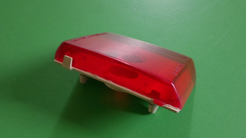 Original 1983-1984-1985 Buick Lesabre Tail Light Rear Side Marker-LH [Driver side]