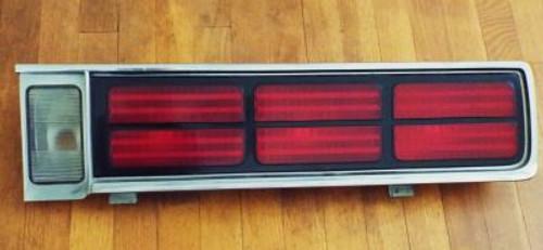 Original 1986-1987-1988-1989-1990 Chevrolet Caprice Tail Light-RH
