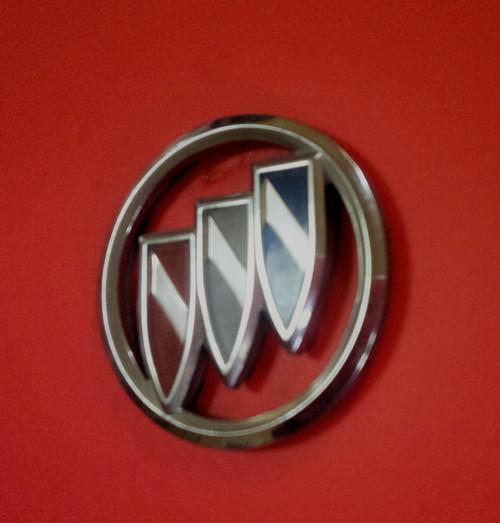 1977-1978-1979-1980-1981-1982 Buick Lesabre-Buick Century-Buick Skylark Trishield Sail Panel Emblem-Badge