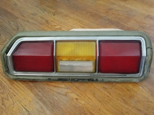 Original 1974-1975-1976-1977-1978 Ford Mustang II Tail Light-LH