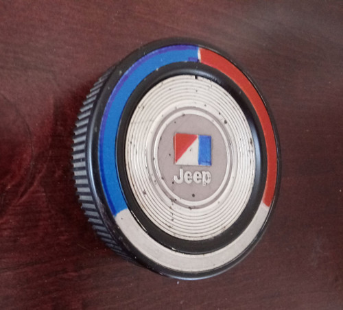1972-1973 Jeep Commando Jeepster Horn Button