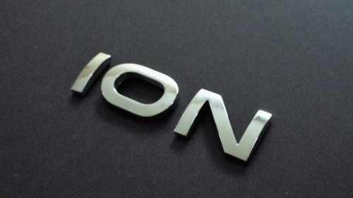2003-2004-2005-2006-2007 Saturn Ion Trunk Lid Emblem-Badge