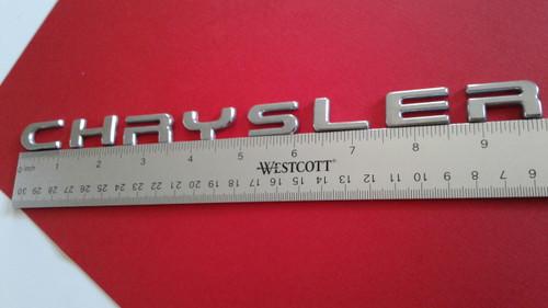Original 1994-1995-1996-1997 Chrysler LHS Door Emblem-Badge