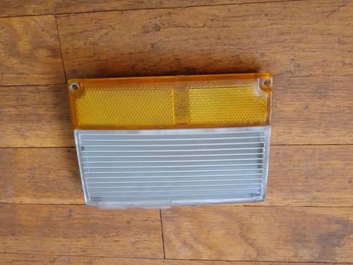 1981-1982-1983-1984-1985-1986-1987 Oldsmobile Cutlass Sedan Corner Light-LH