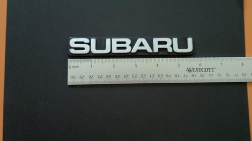 1980-1982-1983-1984 Subaru GL Fender Emblem-Badge