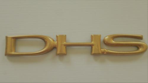 Original 2000-2001-2002-2003-2004-2005 Cadillac Deville DHS Trunk Emblem-Badge