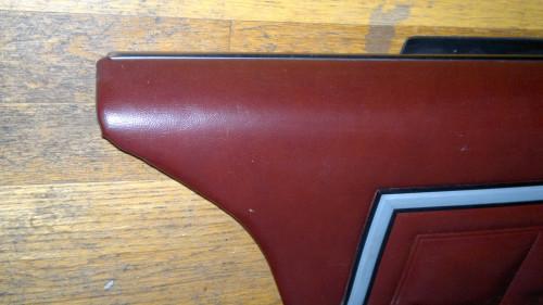 Original 1980-1981-1982-1983-1984-1985-1986-1987-1988-1989-1990 Chevrolet Caprice-Impala Rear Door Panel-LH