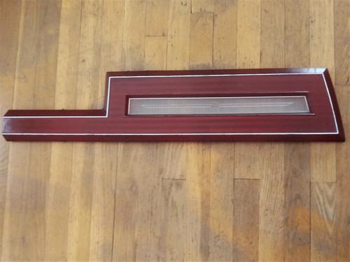Original 1980-1981-1982 Ford Thunderbird Tail Light Lens-RH