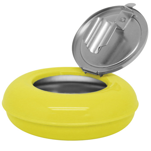 943 Pocket Ashtray Yellow